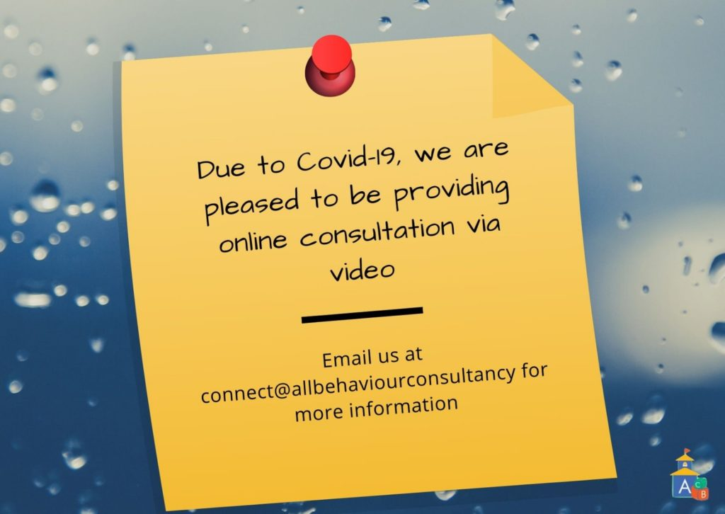 Due to Covid-19 we are pleased to provide online consutlation via video
